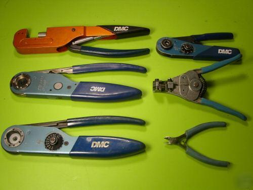 dmc af8 crimping tool instructions