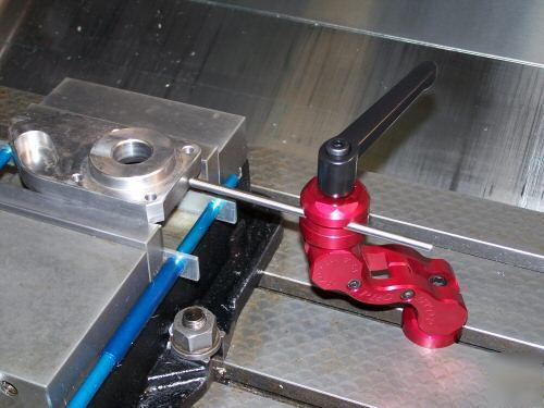 Pro Stop 5 Axis Vise Mill Material Amp Part Stop