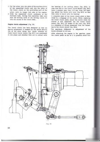Zetor 5211  45 6211  45 7211  45 Tractor Workshop Manual