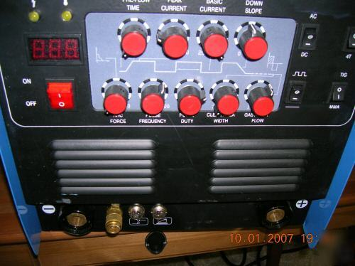 200 amp ac dc tig welder inverter with pulse and stick - Webaccess leroymerlin fr ...