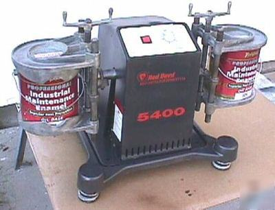 Red Devil 5 Gal 1 Gal Paint Mixer Shaker