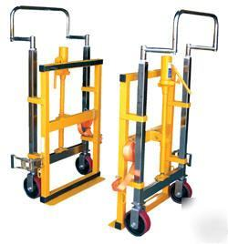 Furniture crate mover cart hand truck transport for Furniture hand truck