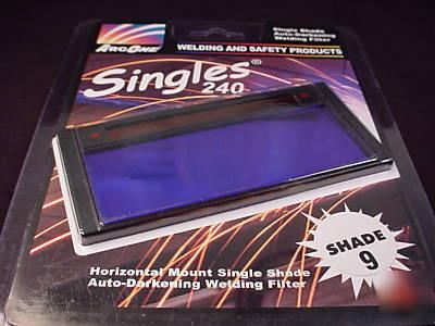 Arcone singles 240 auto darkening welding filter S240