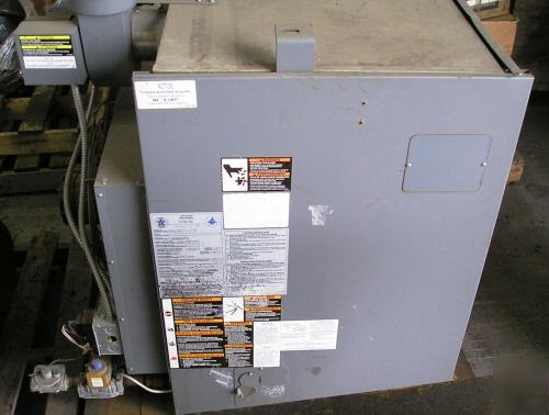 Sterling Gas Fired Unit Heater Shop Garage Warehouse