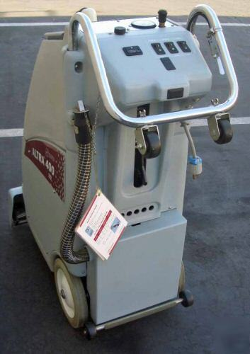 Pictures Of Altra 400 Sp Carpet Extractor