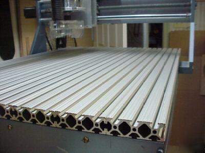 Cnc Router Aluminum T Slot Table Top